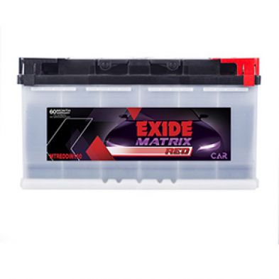 Exide Matrix MTRED Din-100 Battery